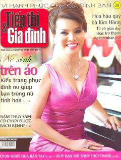 Tiếp Thị & Gia Đình - Số 39 (Tháng 10/2011)