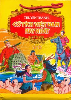Bộ Túi Truyện Tranh Cổ Tích Việt Nam Hay Nhất - Tập 2 (Túi 5 Cuốn)
