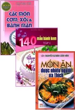 Món Ăn Được Nhiều Người Ưa Thích - Bộ 3 Cuốn