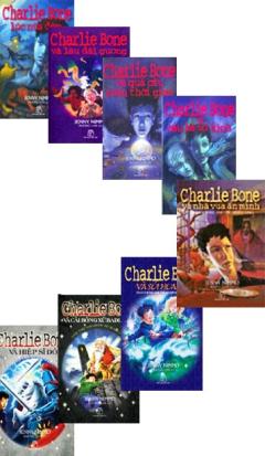 Charlie Bone - Bộ 8 Cuốn