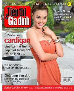 Tiếp Thị & Gia Đình - Số 41 (Tháng 10/2011)