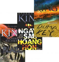 Bộ Tiểu Thuyết Kinh Dị Của Tác Giả Stephen King - Bộ 3 Cuốn