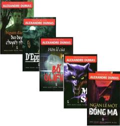 Bộ Truyện Ma Của Alexandre Dumas - Bộ 5 Cuốn