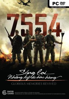 DVD Game 7554 - Sống Lại Những Ký Ức Hào Hùng