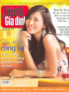 Tiếp Thị & Gia Đình - Số 42 (Tháng 10/2011)