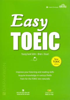 Easy Toeic (Kèm 1 Audio CD)