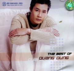 CD The Best Of Quang Dung