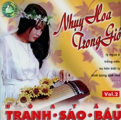 CD Hòa Tấu Tranh Sáo Bầu - Nhụy Hoa Trong Gió (Vol.2)