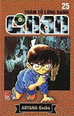 Thám Tử Lừng Danh Conan - Tập 25