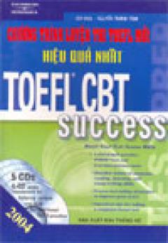 Chương trình luyện thi TOEFL mới hiệu quả nhất