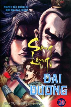 Song Long Đại Đường - Tập 20