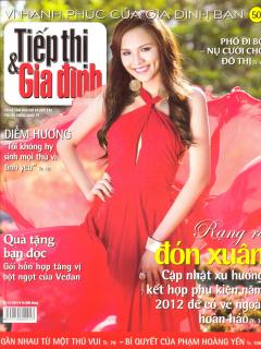 Tiếp Thị & Gia Đình - Số 50 (Tháng 12/2011)