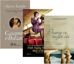 Bộ Sách Văn Học Lãng Mạn - Cà Phê Cuối Mùa Đông (Bộ 3 Cuốn)