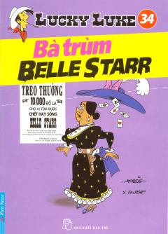 Lucky Luke 34 - Bà Trùm Belle Starr
