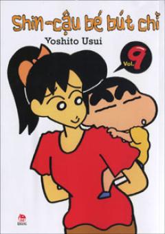 Shin - Cậu Bé Bút Chì - Tập 9