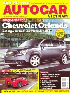 Autocar Việt Nam - Tạp Chí Xe Hơi Đầu Tiên Trên Thế Giới - Số 13 (Tháng 02-2012)