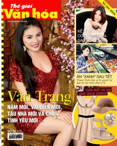 Thế Giới Văn Hóa - Số 03 (Tháng 02-2012)