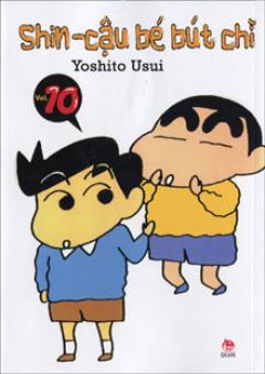 Shin - Cậu Bé Bút Chì - Tập 10