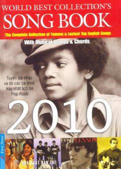 World Best Collection's Song Book 2010