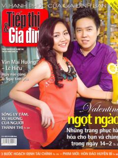 Tiếp Thị & Gia Đình - Số 06 Đặc Biệt Valentine (Tháng 02/2012)