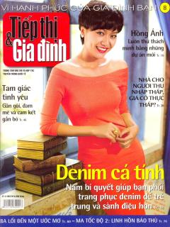Tiếp Thị & Gia Đình - Số 08 (Tháng 02/2012)