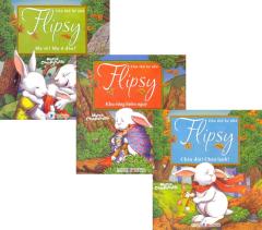 Bộ Sách Chú Thỏ Bé Nhỏ Flipsy - Bộ 3 Cuốn