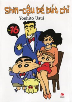 Shin - Cậu Bé Bút Chì - Tập 16