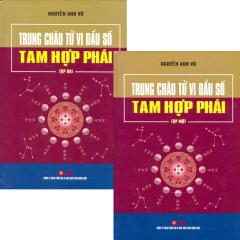 Trung Châu Tử Vi Đẩu Số - Tam Hợp Phái (Bộ 2 Tập)