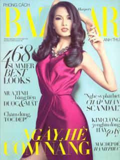 Phong Cách - Harper's Bazaar (Tháng 4-2012)