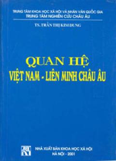 Quan hệ Việt Nam - Liên minh Châu Âu