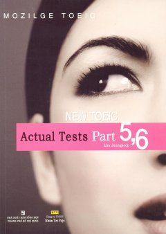 Mozilge Toeic - New Toeic Actual Tests - Part 5, 6