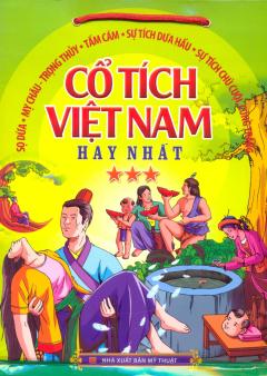 Bộ Túi Truyện Tranh Cổ Tích Việt Nam Hay Nhất - Tập 3 (Túi 5 Cuốn)