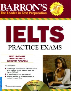 Barron's IELTS Practice Exams (Kèm 2 CD)