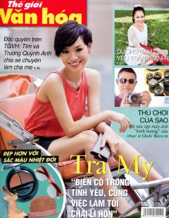 Thế Giới Văn Hóa - Số 15 (Tháng 4/2012)