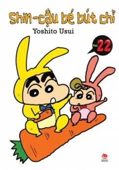 Shin - Cậu Bé Bút Chì - Tập 22