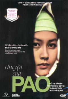 DVD Chuyện Của Pao - Một Bộ Phim Của Đạo Diễn Ngô Quang Hải (Phim Việt Nam)