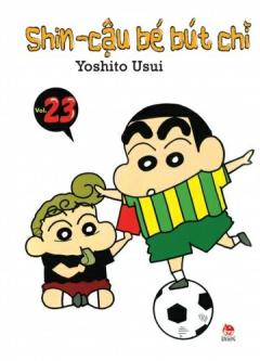 Shin - Cậu Bé Bút Chì - Tập 23
