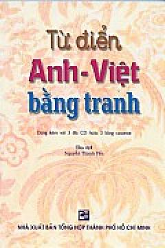 Từ Điển Anh - Việt Bằng Tranh(dùng kèm 3 CD)