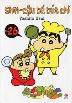 Shin - Cậu Bé Bút Chì - Tập 26