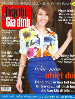 Tiếp Thị & Gia Đình - Số 22 (Tháng 6/2012)