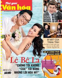 Thế Giới Văn Hóa - Số 21 (Tháng 6/2012)