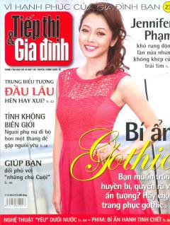 Tiếp Thị & Gia Đình - Số 23 (Tháng 6/2012)