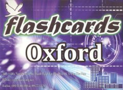Flashcards Oxford - IELTS (Kèm 1 DVD)