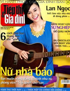 Tiếp Thị & Gia Đình - Số 24 (Tháng 06/2012)
