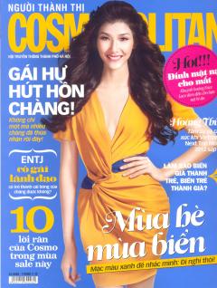 Người Thành Thị - Cosmopolitan (Tháng 7-2012)