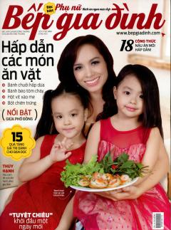 Tạp Chí: Bếp Gia Đình - Số 13 (Tháng 06-2012)