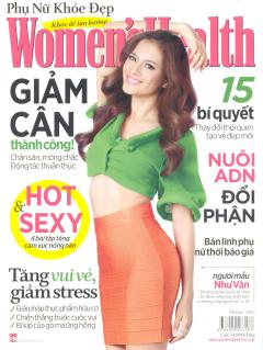 Women's Health - Phụ Nữ Khỏe Đẹp (Tháng 7-2012)