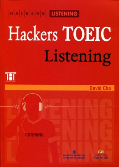 Hackers Listening - Hackers TOEIC Listening (Kèm 1 Đĩa Mp3)