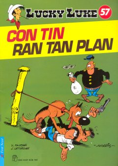 Lucky Luke 57 - Con Tin Ran Tan Plan