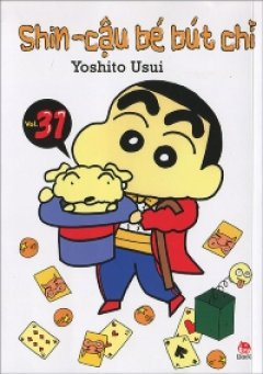 Shin - Cậu Bé Bút Chì - Tập 31